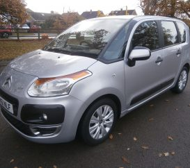 Citroen C3 Picasso 1.6 HDi 8v VTR+ 5dr 2011 (60 Reg) Low tax band
