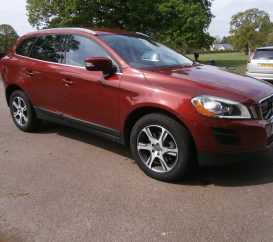 Volvo XC60 2.4 D5 SE Lux Geartronic AWD 5dr 2010 (60 Reg)